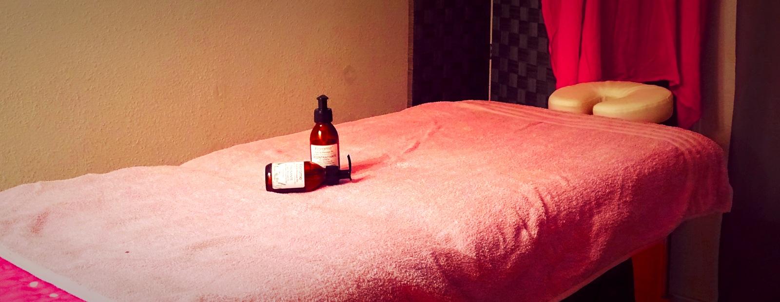 Naturoil Pertuis Massage Californien Suedois